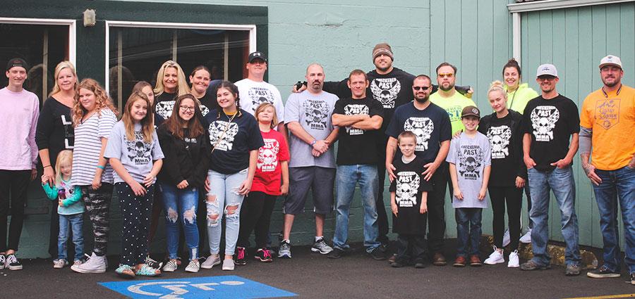 Springfield Oregon MMA