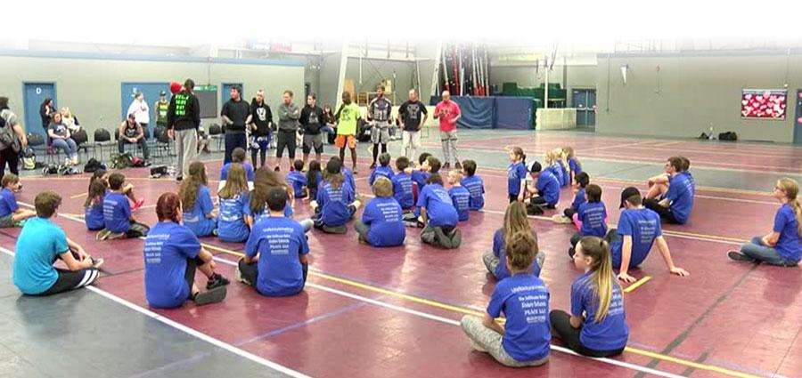 Kids MMA Seminar