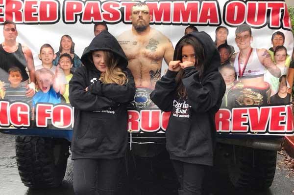 Kids Eugene MMA