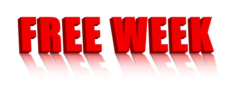 Free Week Of MMA